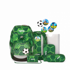 ergobag pack 7-tlg.Set ECO HERO Edition