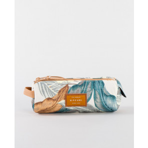 Pencil case 2c. tropic sol