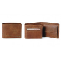 Dog wallet with flap