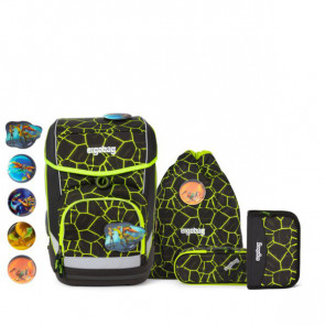 ergobag cubo 5-tlg.Set LUMI Edition