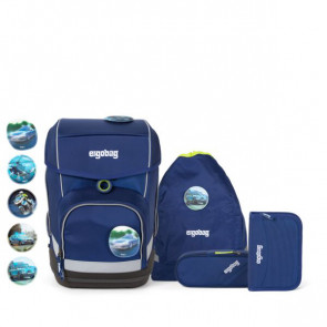 ergobag cubo 5-tlg.Set