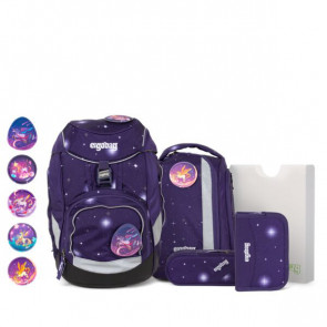 ergobag pack 6-tlg.Set GLOW