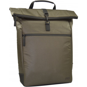 Ripstop Nylon Courier Backpack