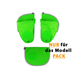 ergobag pack Seitentaschen Zip-Set