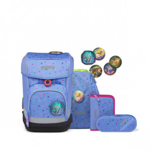 ergobag cubo light 5-tlg.Set