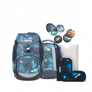 ergobag pack 6-tlg.Set GALAXI