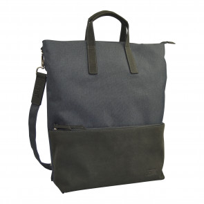 Bergen + Leather X-Change Bag S